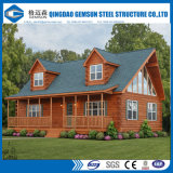 China Building Light Steel Villa Luxury Modern Prefabricated House, Prefab House