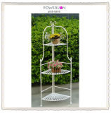 3-Tier Classic Metal Outdoor Planter Stands (PL08-5808)