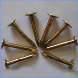 Flat Big Head Copper Clout Nail Roofing Nail