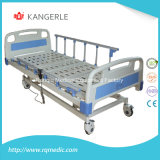 (CE ISO) ICU, Ccu Three-Function Electric Patient Bed/Hospital Bed
