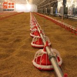 Poultry Farm Automatic Pan Feeding Line