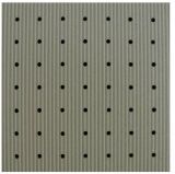 Perforated MGO Panel for Acoustic