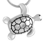 New Style Turtle Memorial Ashes Keepsake Holder Animal Pet Cremation Pendant Jewelry