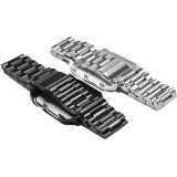 Stainless Steel Watch Strap for Iwatch with Protective Case