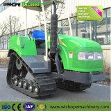 2018 Hot Sale Good Price 75HP Farm Crawler Tractor