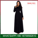 Latest Europe Design Party Lady Long Dress Evening Floor-Length Dresses