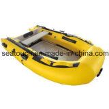 Hot Sale Cheap Sit on Inflatable Aluminium Jet Fishing Kayak / Boat