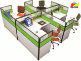 Popular Modern Office Partition Workstation Made by Foshan Factory