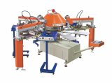 Spg T-Shirt/Garment/PVC Plate Big Screen Printing Machine