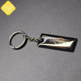 Wholesale Custom Metal Iron Printed Key Chain Ring for Promotion