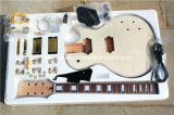 Hanhai Music / Lp Style Electric Guitar Kit with Whole Hardware/ DIY Guitar