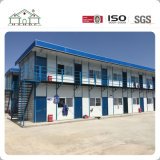 Light Steel Structureprefabricated Building Prefab Temporary Office/Dorm/School/House