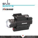 Compact Weapon Light for Picatinny, Creed LED, Aluminum (FT07R)