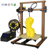 Desktop 3D Printer for design with PLA Filament High Accuracy 3D Print Education Windows/MAC/LINUX Supported