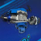 Mini Motorcycle Pocket Bike Engine Assembly Red/Blue 49/50cc