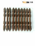 Strong Magnetic Screwdriver Bits Hand Tool Power Tool with Super Quality