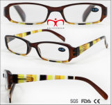 Colorful Plastic Women Reading Glasses with Ce and FDA (WRP7071074)