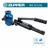Hydraulic Punch Driver for Mild Steel (WK-12AL)