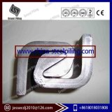 Steel Sheet Pile C9 E22 Corner Section Clutch Bar Connector Interlock