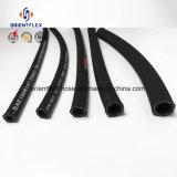 High Pressure Rubber Steel Wire Braid Hydraulic Hose