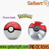 Newest Pokemon External Portable Pokeball Power Bank