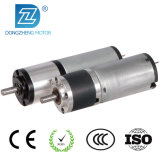 Small Size, High Torque, Used in Compact Window Openers Pm DC Planetary Gear Motor