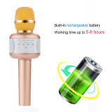 Condenser Wireless Karaoke Microphone Blue Tooth Speaker E106 Stereo Microphone