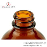 Wholesale Amber 60ml Glass Bottle Boston Round