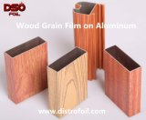 Wood Grain Finish on Aluminum