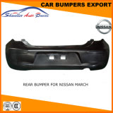 Rear Bumper for Nissan March