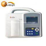 Cheap 6 Channel Digital Color Touch Screen ECG Machine