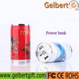 Wholesale Market Colar Can Mobile USB Power Bank