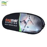 Two Sided Panel Steel a Frame Pop up Banner for Sports Events