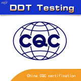 China Accredited Laboratory CQC Certificate
