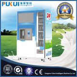New Design Self-Service Milk Vending Machine with Bottle