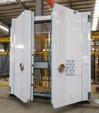 Mechanical Code Lock Waterproof Double Door Stainless Steel Bank Vault Door