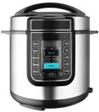 6L CB/CE/EMC Stainless Steel Home Appliance Electric Pressure Cooker/Rice Cooker