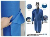 China Factory Lowest Price & High Quality 3 Layers 35GSM/45GSM SMS/SMMS Nonwoven PP Fabric for Hospital Protective Surgical Gown