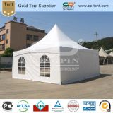 6X6m Quality PVC Outdoor Canopy Luxury Tents for Hotel