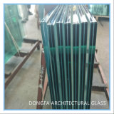 Plain/Curved Ultra Clear Low Iron Toughened Laminated Glass