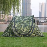 Outdoor Camping Double Layer Fast Open Pop up Tent