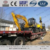 2017 Baoding Machinery Cane Loader Log Loader with ISO9001 Certificate
