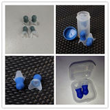High-Tech Waterproof Soft Silicone Aviation Earplugs