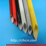 Electrical Insulation 2751 Silicone Rubber Fiberglass Sleeving/Tube