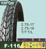 Motorcycle Tyre 2.75-17 2.75-18