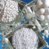 Inert Alumina Ceramic Ball as Catalyst Bed Support (Al2O3: 99%)