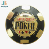 New Design Wholesale Paint USA Souvenir Gold Custom Poker Coin