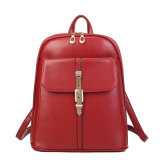 Newest Simple Style Candy Color Women Wholesale Backpack