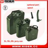 5L 10L 20L Un Approved Portable Jerry Can Oil Drum