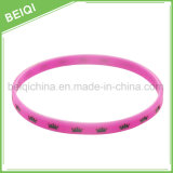 Cheap Promotional Gifts Customized Rubber Wristbands